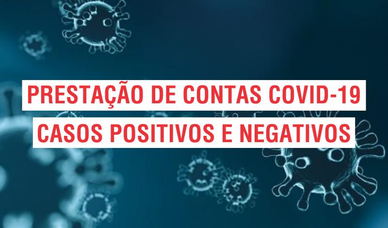 Imagem destaque notícia PRESTAÇÃO DE CONTAS COVID-19
